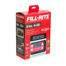 "Fill-Rite In-Line Digital Turbine Meter 1"" Inlet & Outlet"