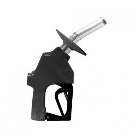 OPW Fueling 7H® Automatic Shut-Off Nozzle with Spout Ring (Black)