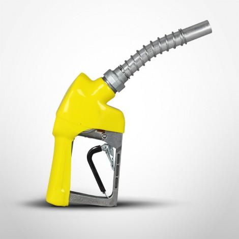 Husky XS Automatic Diesel Nozzle (Yellow)