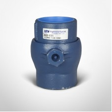 "OPW 3"" 3800 Series Cast Ductile Iron-Style 20 Swivel Joint, Female NPT Threaded Both Ends"