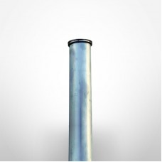 "Morrison Brothers 3"" x 10' Aluminum Drop Tube **REQUIRES FREIGHT SHIPPING. PLEASE CALL TO ORDER**"