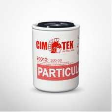 Cim-Tek 70012 300-30 Spin-On 30 Micron Particulate Filter