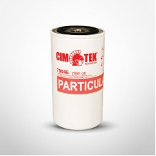 Cim-Tek 70046 200-30 30 Micron Particulate Filter with Drain