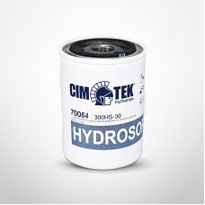 Cim-Tek 70064 300HS-30 Spin-On Filter with 30 Micron Hydrosorb® Media