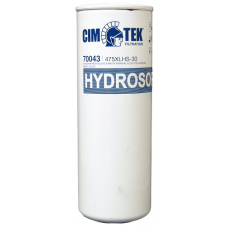 Cim-Tek 70043 475XLHS-30, Spin-On 30 Micron Particulate/Water Absortion Filter