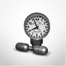 Morrison Brothers Clock Gauge - Drop Tube Float