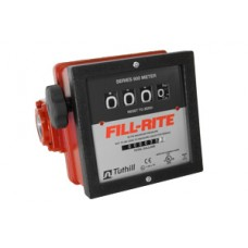 "Fill-Rite 1"" 4-Wheel Mechanical Meter"