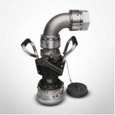 """Whittaker Meggitt 2.5"""" Hydrant Coupler"""