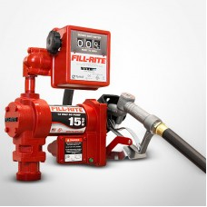 Fill-Rite 12 Volt Pump with Meter 15GPM