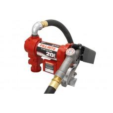 Fill-Rite 12 Volt DC High Flow Pump with Nozzle