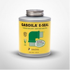 Federal Process Gasoila® E-Seal Thread Sealant Soft-Set with PTFE, E10 / E85, 1/4 pt. Brush