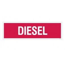 """""""Diesel"""" Decal - 4''x14''"""