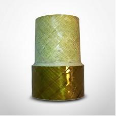 "Smith Fiberglass Red Thread 2"" Spigot by Female Adaptor (012020-195-4)"